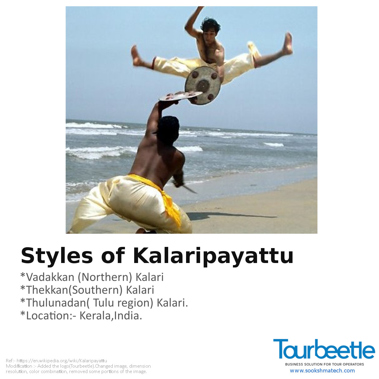 Styles of Kalaripayattu